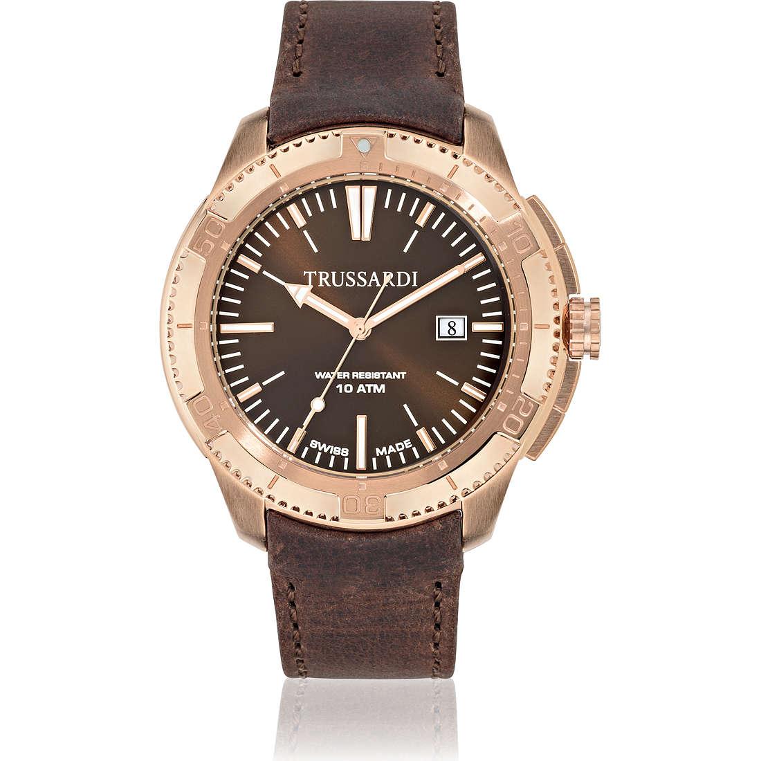orologio solo tempo uomo Trussardi Sportsman R2451101001