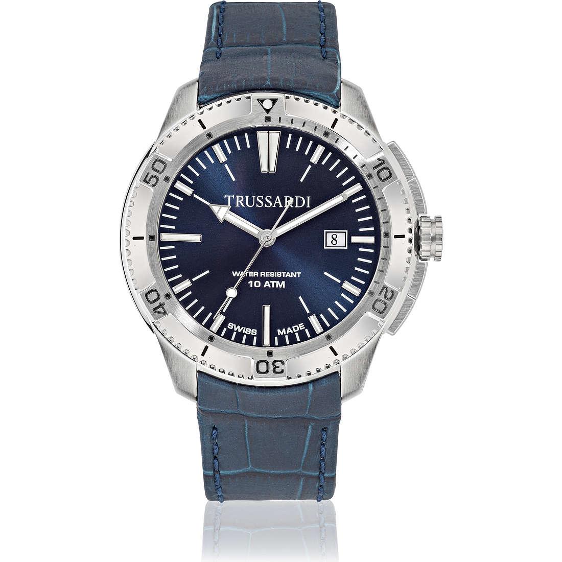 orologio solo tempo uomo Trussardi Sportsman R2451101002