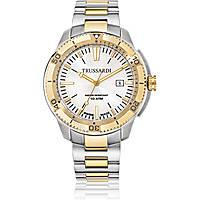 orologio solo tempo uomo Trussardi Sportsman R2453101001