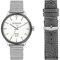 orologio solo tempo uomo Trussardi T-Complicity R2453130003