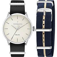 orologio solo tempo uomo Trussardi T-Evolution R2451123007