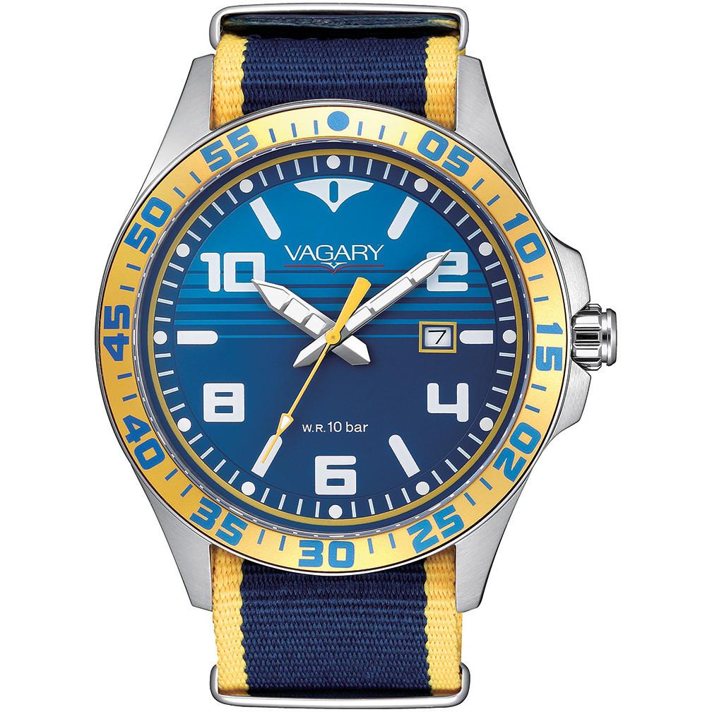 orologio solo tempo uomo Vagary By Citizen Aqua 39 IB7-317-70
