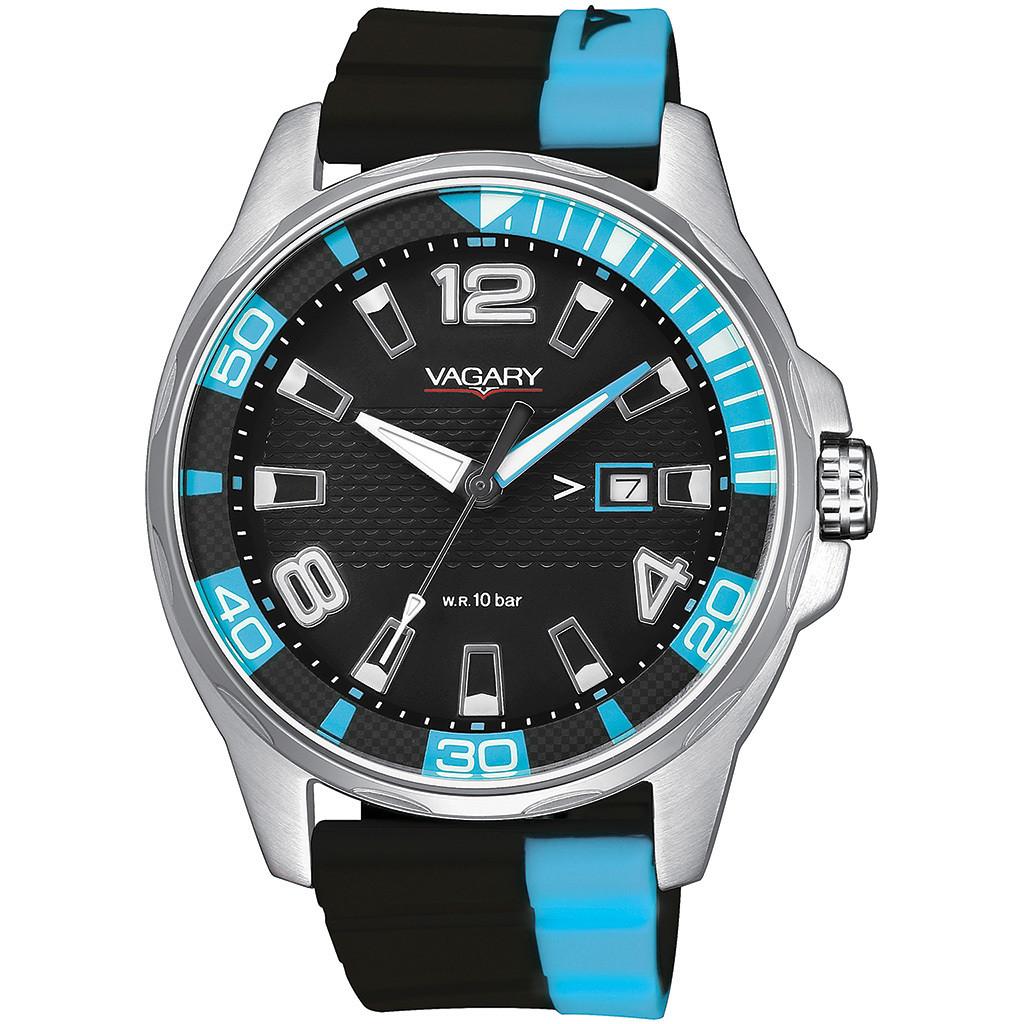 orologio solo tempo uomo Vagary By Citizen Aqua 39 IB7-414-52