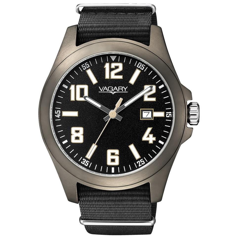 autentica di fabbrica be0ca 22964 orologio solo tempo uomo Vagary By Citizen Explore IB7-805-50