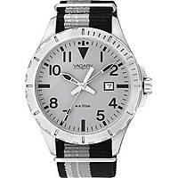orologio solo tempo uomo Vagary By Citizen IB6-116-60