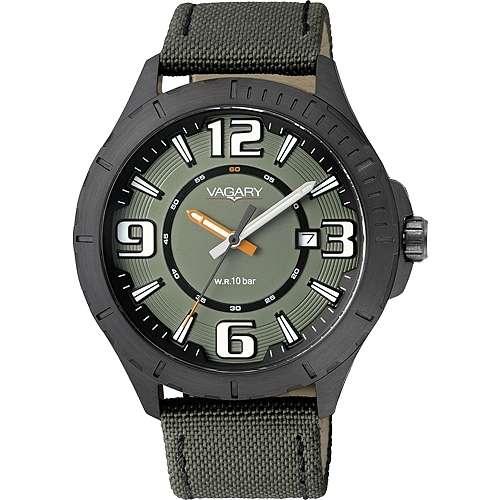 orologio solo tempo uomo Vagary By Citizen IB6-141-40
