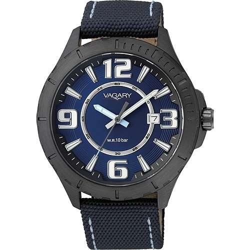 orologio solo tempo uomo Vagary By Citizen IB6-141-70