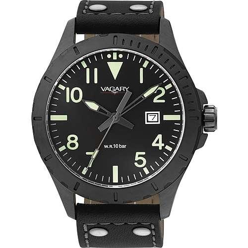 orologio solo tempo uomo Vagary By Citizen IB6-248-52