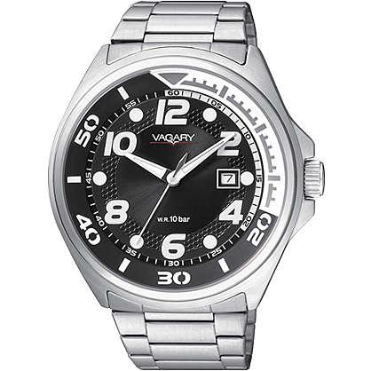 orologio solo tempo uomo Vagary By Citizen IB6-311-51