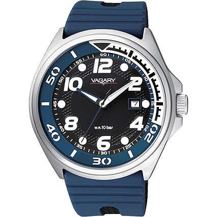 orologio solo tempo uomo Vagary By Citizen IB6-311-52