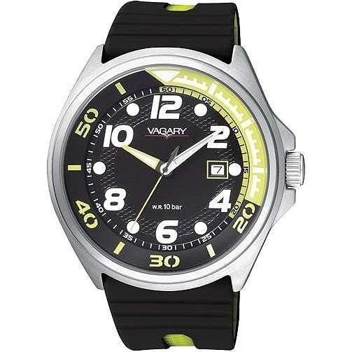 orologio solo tempo uomo Vagary By Citizen IB6-311-54