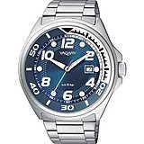 orologio solo tempo uomo Vagary By Citizen IB6-311-71