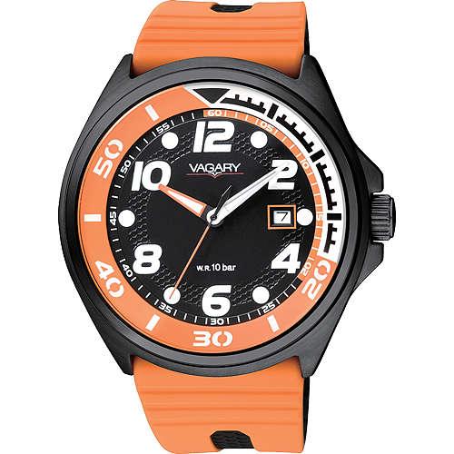 orologio solo tempo uomo Vagary By Citizen IB6-345-54