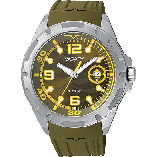 orologio solo tempo uomo Vagary By Citizen IB6-418-40