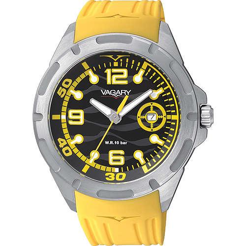 orologio solo tempo uomo Vagary By Citizen IB6-418-50