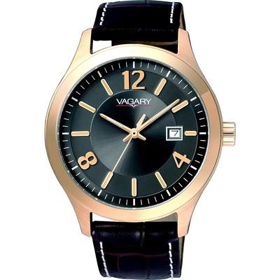 orologio solo tempo uomo Vagary By Citizen IB7-023-60
