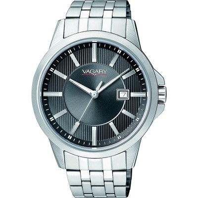 orologio solo tempo uomo Vagary By Citizen IB7-112-51