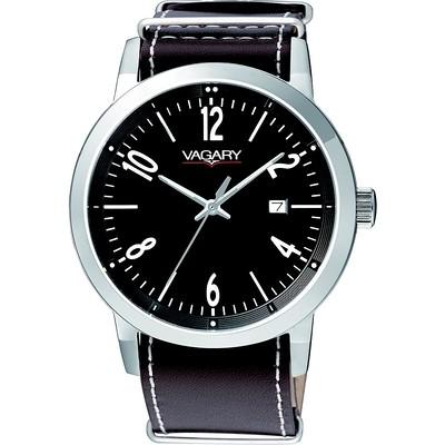 orologio solo tempo uomo Vagary By Citizen IB7-210-50