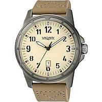 orologio solo tempo uomo Vagary By Citizen IB7-708-90