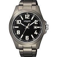 orologio solo tempo uomo Vagary By Citizen IB7-805-51