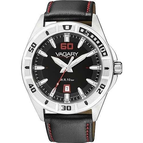 orologio solo tempo uomo Vagary By Citizen ID9-914-50