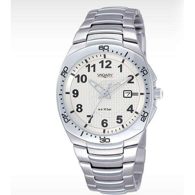 orologio solo tempo uomo Vagary By Citizen IE5-019-11