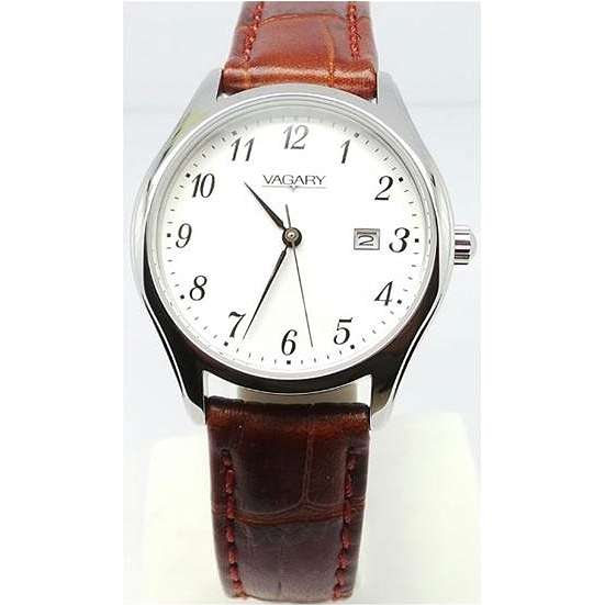 orologio solo tempo uomo Vagary By Citizen IE7-712-10