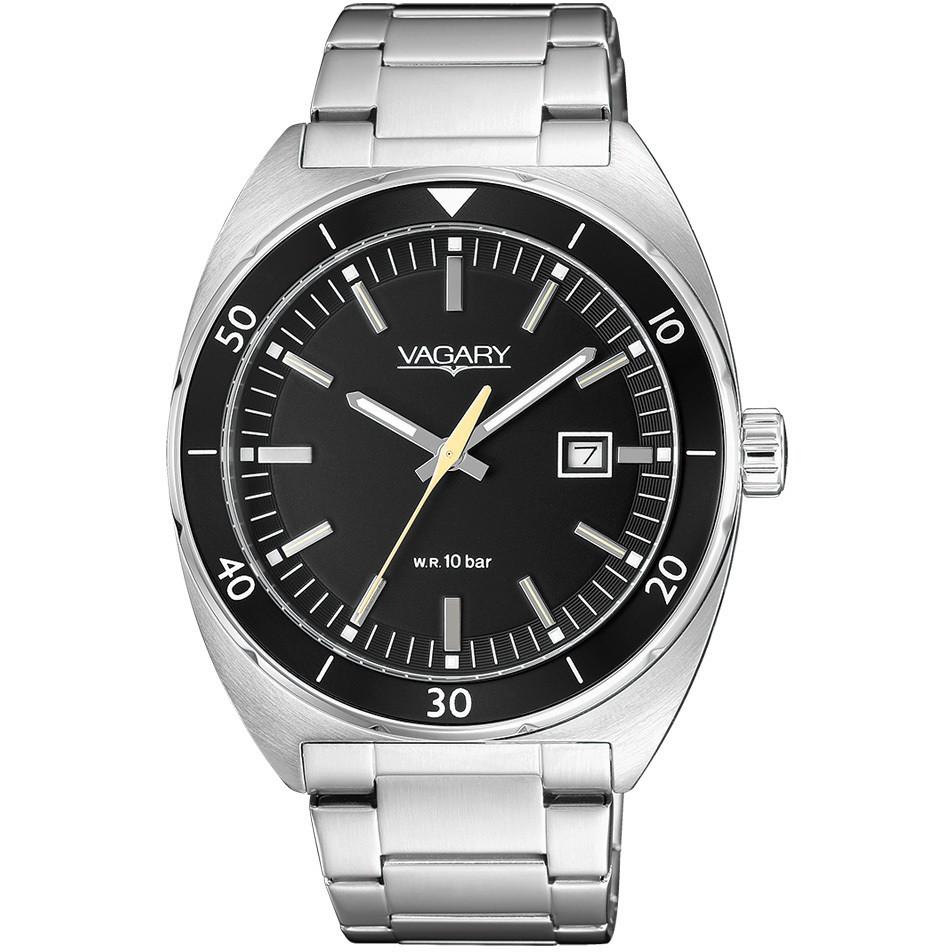 orologio solo tempo uomo Vagary By Citizen Rockwell IB7-511-51