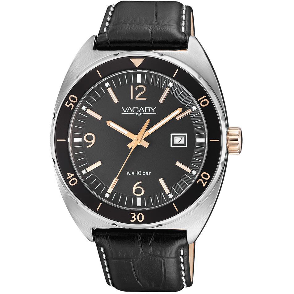 orologio solo tempo uomo Vagary By Citizen Rockwell IB7-511-60