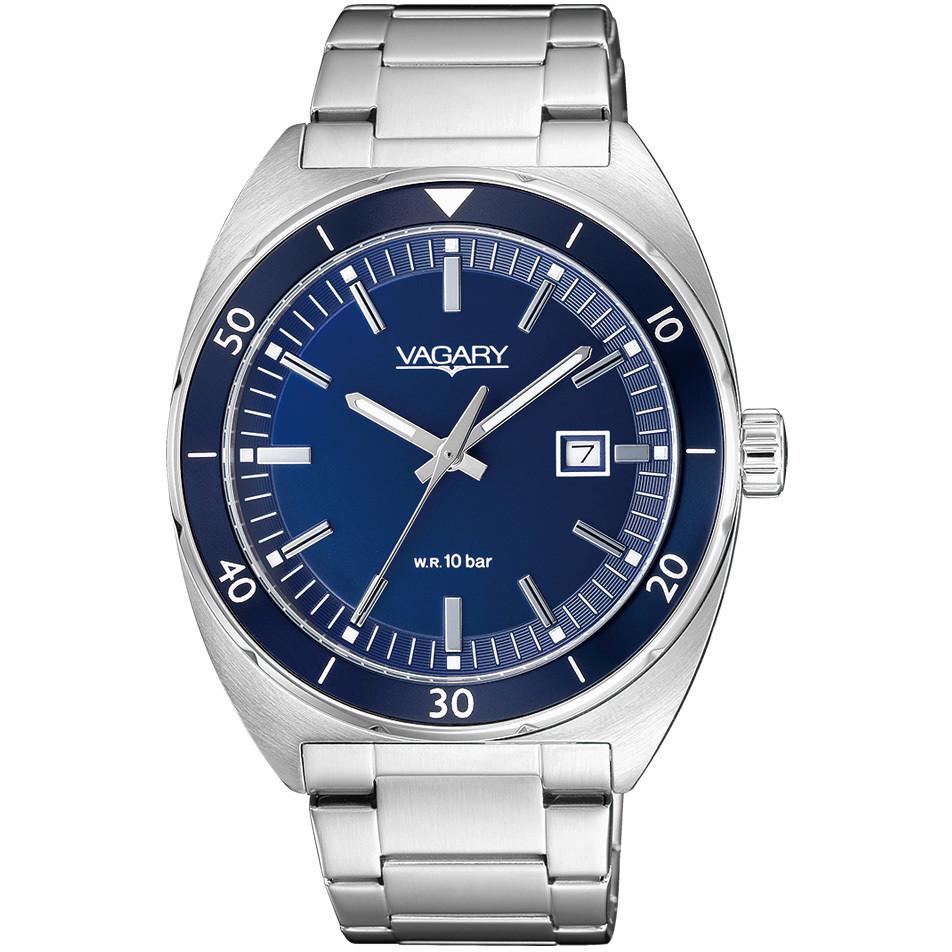 orologio solo tempo uomo Vagary By Citizen Rockwell IB7-511-71