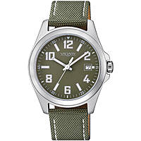 orologio solo tempo uomo Vagary By Citizen Summer Camp IB7-619-40