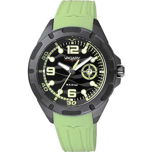 orologio solo tempo uomo Vagary By Citizen VE0-647-52