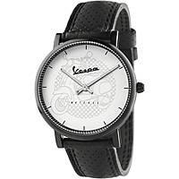 orologio solo tempo uomo Vespa Watches Classy VA-CL01-BK-01SL-CP