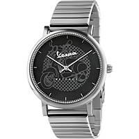 orologio solo tempo uomo Vespa Watches Classy VA-CL01-SS-23BK-CM