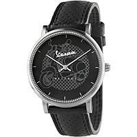 orologio solo tempo uomo Vespa Watches Classy VA-CL01-SS-23BK-CP