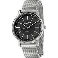 orologio solo tempo uomo Vespa Watches Heritage VA01HER-SS06BM