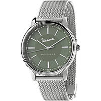 orologio solo tempo uomo Vespa Watches Heritage VA01HER-SS10BM