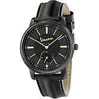 orologio solo tempo uomo Vespa Watches Heritage VA02HER-GU01BKCP