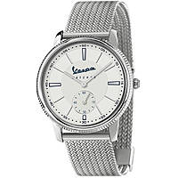 orologio solo tempo uomo Vespa Watches Heritage VA02HER-SS02SLBM