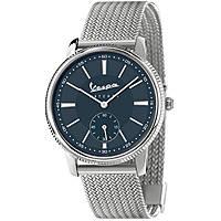 orologio solo tempo uomo Vespa Watches Heritage VA02HER-SS03BLBM