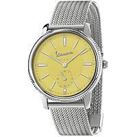 orologio solo tempo uomo Vespa Watches Heritage VA02HER-SS04YWBM