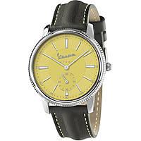 orologio solo tempo uomo Vespa Watches Heritage VA02HER-SS04YWCP