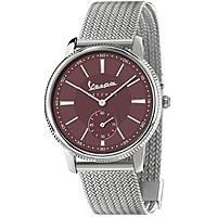 orologio solo tempo uomo Vespa Watches Heritage VA02HER-SS05BDBM