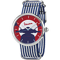 orologio solo tempo uomo Vespa Watches Irreverent VA02IRR-SS02RDCT
