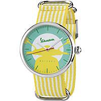 orologio solo tempo uomo Vespa Watches Irreverent VA02IRR-SS03GRCT