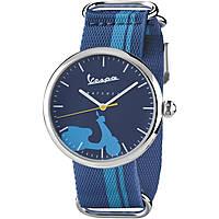 orologio solo tempo uomo Vespa Watches Irreverent VA03IRR-SS01BLCT
