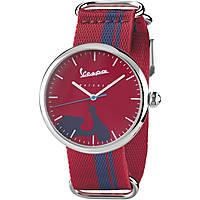 orologio solo tempo uomo Vespa Watches Irreverent VA03IRR-SS02RDCT