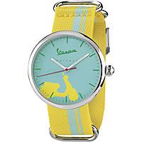orologio solo tempo uomo Vespa Watches Irreverent VA03IRR-SS03GRCT