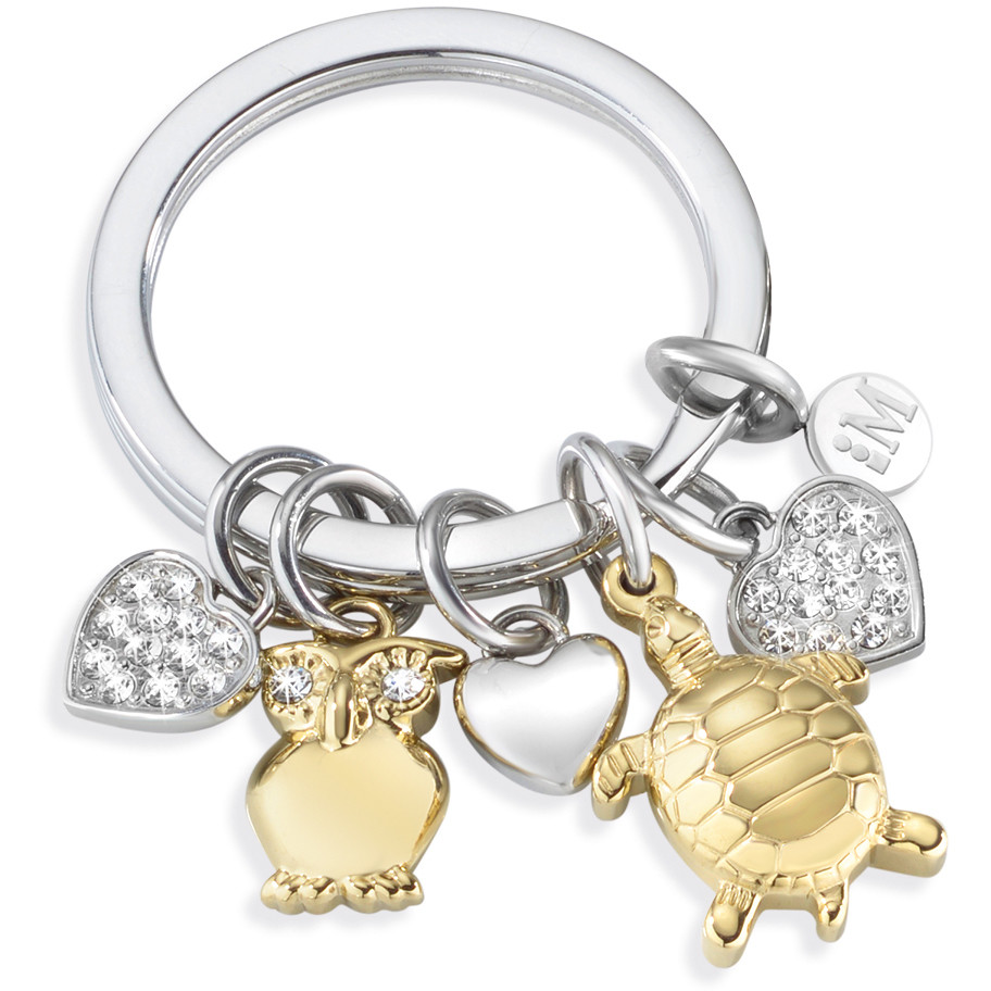 portachiavi donna gioielli Morellato LOVE CHARMS ANIMALS & HEART SD7133
