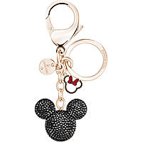 portachiavi donna gioielli Swarovski Mickey&Minnie 5435473